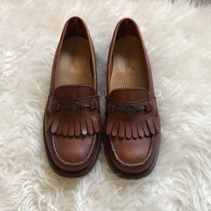 Weejuns Leather Loafers Size 7.5